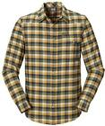 JACK WOLFSKIN OUTDOOR HEMD EDMONT SHIRT MEN