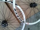 Rigida MACH 1 COMP Mountain Bike (DISC) Wheels QR (PAIR) 8 9 10 Speed WHITE 26""