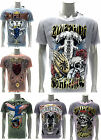 Emporer Eternity T-shirt Tattoo Pirates Skull Sexy Lady Ghost Eagle Swag Cotton