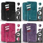 For ZTE Imperial Max / Max Duo 4G LTE ZIZO Pocket Wallet Case Pouch Slots