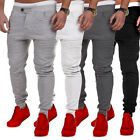 Men's Jogger Sportwear Baggy Casual Harem Pants Slacks Trousers Sweatpants USA