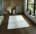 Extra Soft Shaggy High Quality Stain Resistant High Gloss Large Ivory Area Rugs