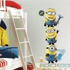 Despicalbe Me 2 Minions Giant Wall Decals Peel & Stick - 11 Decals