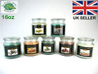 BEANPOD 16oz SOY WAX JAR CANDLE CHOICE OF SCENTS. THE GREENER ALTERNATIVE!