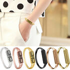 Hot!Fashion Stainless Steel Wristband Bracelet Bangle Strap For Fitbit Flex 2