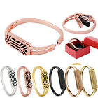 Latest Replacement Metal Wristband Bracelet Strap For Fitbit Flex 2 No Tracker