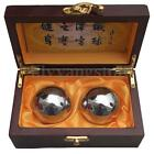 3Types Chinese Health Exercise Stress Relaxation Therapy Baoding Balls Yin Yang