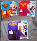 DC Superhero Girls Tutu DIY Kit!  Choose Batgirl, Supergirl or Wonder Woman!