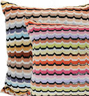MISSONIHOME LIMITED EDITION OMAR 150 - 160 INDOOR OUTDOOR FODERA CUSCINO COVER
