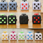 Fun Magic Fidget Cube Anti-anxiety Adults Stress Relief Focus Kids Toy Gift BD