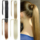 16''-20'' Magic Straps Ponytail 100% Human Hair Comb Pony Tail Hair Extensions