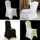 1X Lycra Spandex Stretch Chair Covers For Wedding Event Banquet Table Decoration