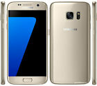 """Samsung Galaxy S7 Smartphone, Android 5.1"""" 4G LTE SIM Free 32GB - Gold (100963)"""