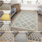 New Trellis Modern Geometric Design Living Room Home Floor Area Rug Mat Runner