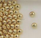 14K Gold Filled 7mm Rondelle Spacer Beads, Choice of Lot Size & Price