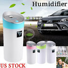300ML CAR FAMILY AIR HUMIDIFIER PURIFIER FRESHENER AROMA DIFFUSER AROMATHERAPY