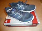NEW $120 New Balance Sz 13 Eur 47.5 D Med Shoes Sheakers Gray Blue Box Runing