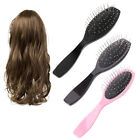 Professional Anti Static Steel Comb Brush For Wig Hair Extensions Training Head