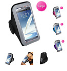 Large Vertical Pouch Sports Arm Band Phone Holder Mobile Device Cell