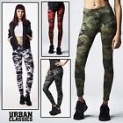Urban Classics Damen Camo Leggins Hose Pants Strumpfhose Treggings Tights