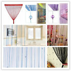 1*2 m Girls' Room Romantic Decor Beads Curtain Room Divider Portiere Curtain