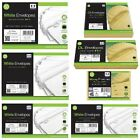 ENVELOPES - Choice of Packs Sizes & Colour - Home & Office Mail Supplies {Anker}