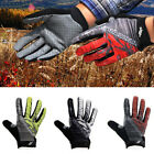 Outdoor Mountain Climbing Driving Cycling Bike Bicycle Sports Full Finger Gloves