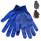Внешний вид - work gloves mens Safety Grip Camping Polka Dotted Palm Gripper Mountain Gear