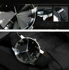 Fashion Women Rhombus Dial Quartz Analog Faux Leather Strap Dress Wrist Watch