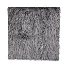 Faux Fur Blanket Basket Infant Newborn Baby Stuffer for Photography Photo Props