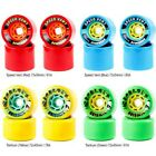 Seismic Longboard Wheels Roller Speed Vent - Tantrum Roll Replacement 4er Set