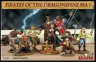 Reaper Miniatures PIRATES OF THE DRAGONSPINE SEA (6) 10024