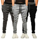Herren Mens Casual Slim Pockets Long Trousers Sports Running Gym Freizeithose