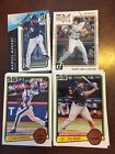 2017 Donruss Baseball INSERT Singles PICK from the List Make Lot Master Set YFTS