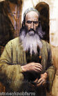 The Apostle Paul ~ James Tissot ~ Religious ~ Cross Stitch Pattern