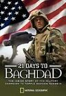 National Geographic - 21 Days to Baghdad / New DVD in Shrink Wrap