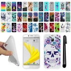 "For HTC Bolt / 10 Evo 5.5"" TPU SILICONE Soft Protective Case Cover + Pen"