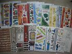Karen Foster Bo Bunny Stickers Boy Scouts Leaves Fall Christmas Trucks Wild WEST