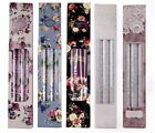 3pk Scented Floral Flower Lace Draw Drawer Cupboard Liner Sheet In Roll 58x43cm