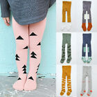 Newborn Infant Baby Girls Cotton Hosiery Pantyhose Stockings Hose Tights Socks