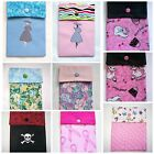 Tampon Case Personal Travel Case Purse Size Bag Lady Flowers Kitty Ribbon