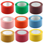 Shipping PVC Box Parcels Sealing Adhesive Tape 2.4'' x 32.8 Yards(98.4 Ft)