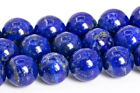UK cheapest-Lapis round 4 6 8 10 12 14mm gemstone beads blue