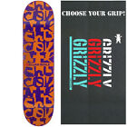 CHOCOLATE Skateboard Deck POP SECRET Berle Deconstruct 8.5 with GRIZZLY GRIPTAPE image