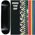 """Skateboard Deck Pro 7-Ply Canadian Maple DIP BLACK With Griptape 7.5"""" - 8.5"""""""