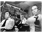 SKYJACKED still CHARLTON HESTON & MIKE HENRY 8x10 or 11x14 or 16x20 - (y261v)