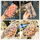 Bling Bracelet Crystal Diamond Glitter Soft Silicone Phone Cover Case for iPhone