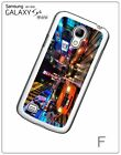 New York City Fascinating Night Hard Back Case for Samsung Galaxy S4 Mini i9190