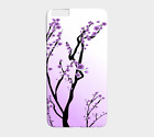 Phone Case Cell cover for Iphone Samsung Galaxy Design 38 purple L.Dumas