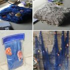 Decorative Natural Fishing Net Shell Wall Ceiling Bedroom Decor Seaside Theme